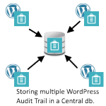 How to Store the WordPress Audit Trail of Multiple Website in One Central Database