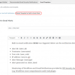 How to Edit the Email Templates of the Email Notifications Add-On