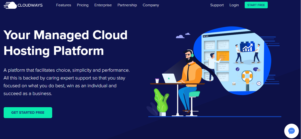 Cloudways Managed Cloud Hosting Platform
