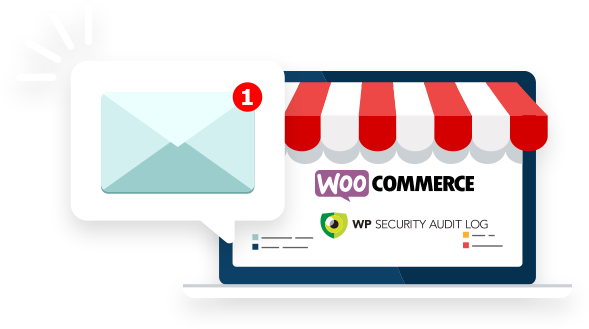 Activity log for WooCommerce