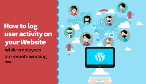 How to log user activity on your website
