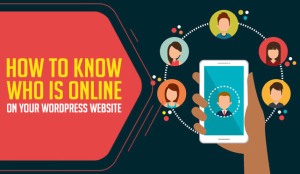 Featured image *Show online users*