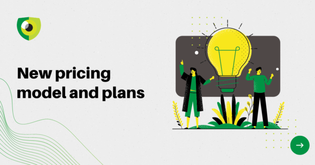 Featured image *Announcing WP Activity Log new pricing and plans*