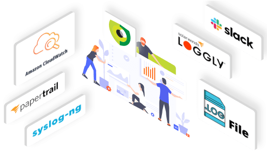 Third party services integrations