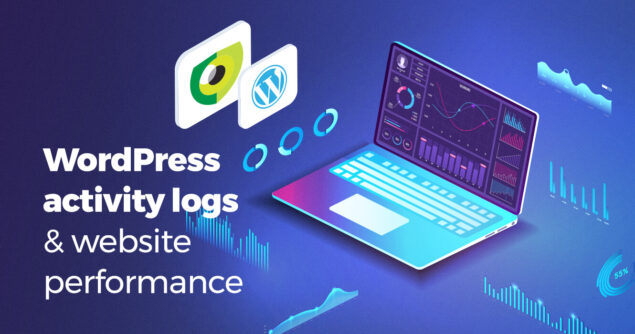 Featured image *Does the activity log affect the performance of your website*
